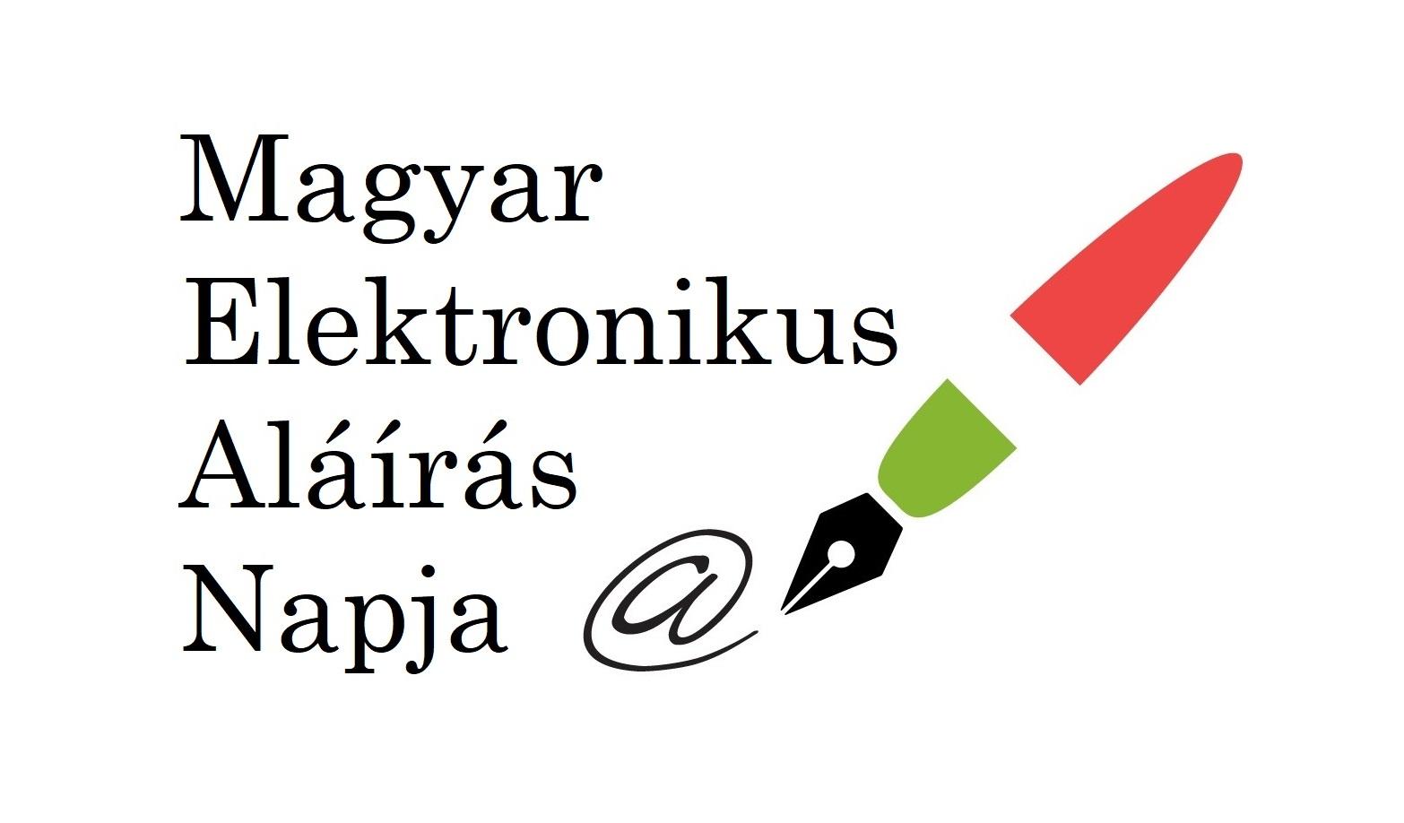 Hamarosan itt van a Magyar Elektronikus Aláírás Napja (2021. június 30.)